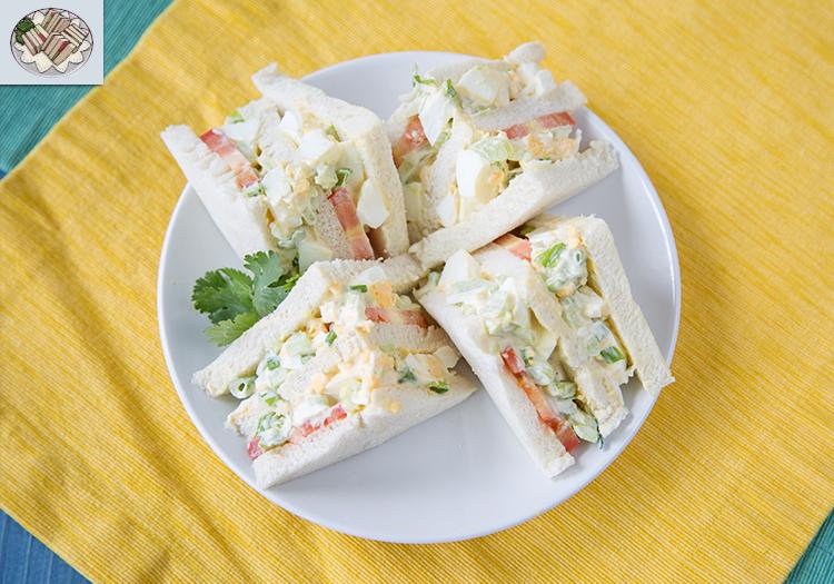 Tales of Vesperia: Egg Salad Sandwich