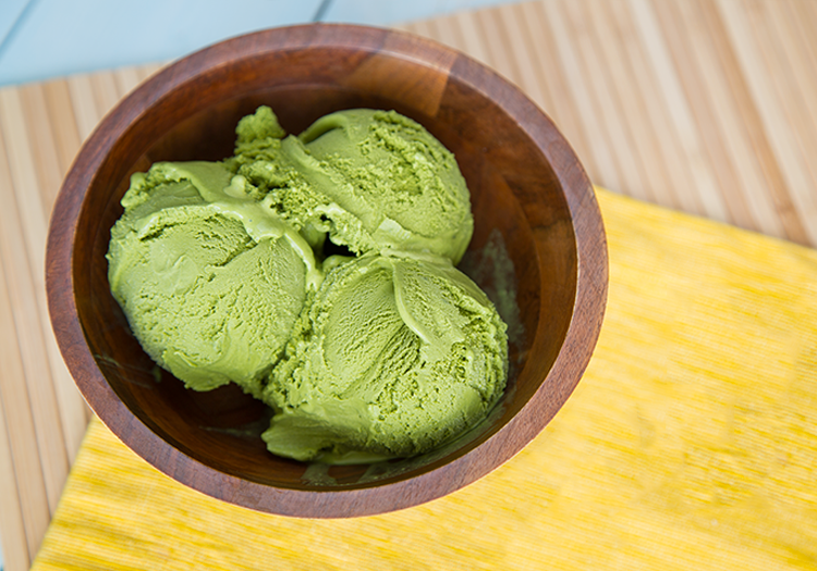 Yakuza 4: Green Tea Ice Cream