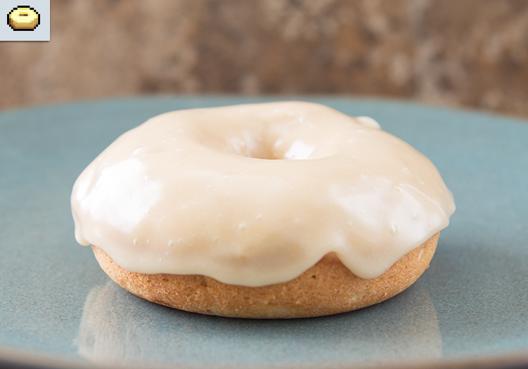 Starbound: Banana Cream Donut
