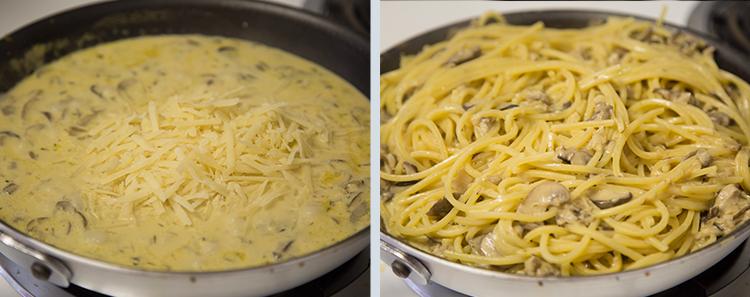 Harvest Moon: Mushroom Spaghetti