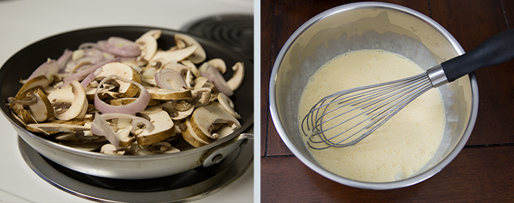 Fantasy Life: Mushroom Quiche
