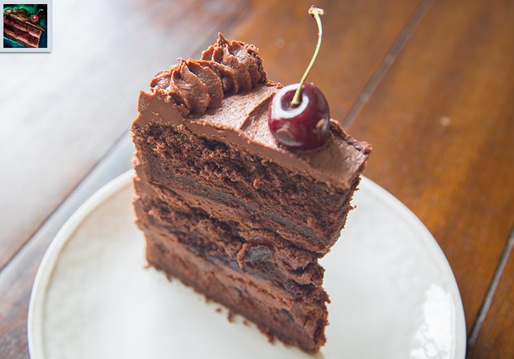 Guild Wars 2: Chocolate Cherry Cake