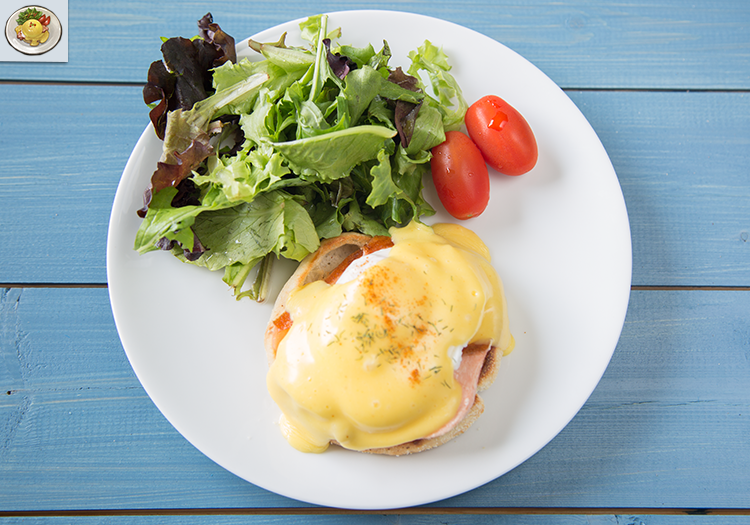 FFXIV: Eggs Benedict