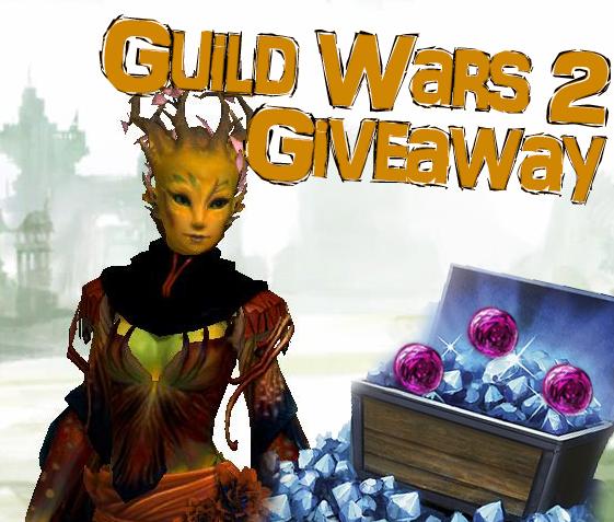 Guild Wars 2 Giveaway
