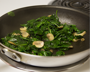 FFXIV: Sauteed Spinach