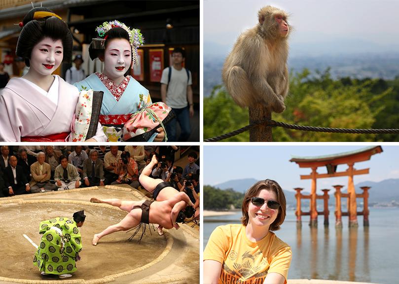 2015: Japan