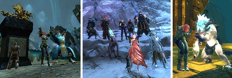2015: Guild Wars 2