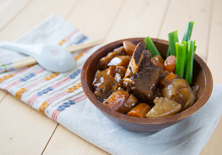 Blade and Soul: Korean Beef Stew